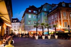 Graz - Stadtleben © Werner Krug