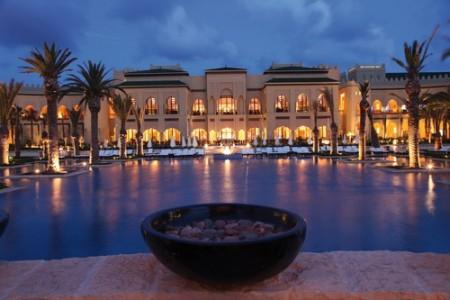 Marocco, il Mazagan Beach & Golf Resort