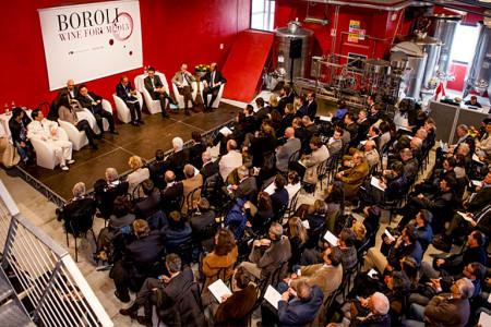 Boroli Wine Forum 2013