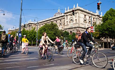 © Fahrrad Wien/Peter Provaznik