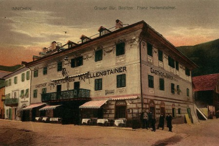 Foto storica m Hotel Orso Grigio