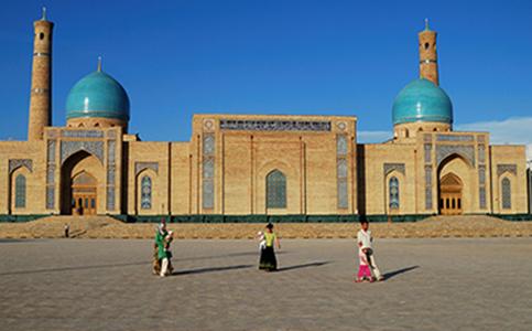 Tashkent - Moschea
