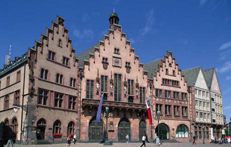 Francoforte-centro-storico