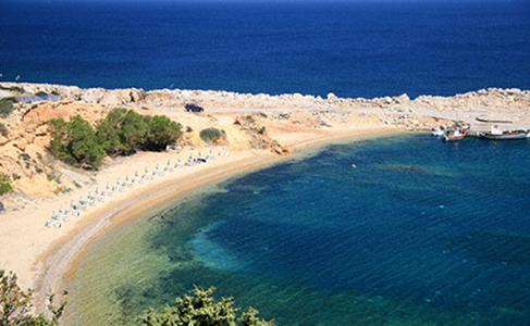 Limnionas-beach