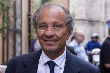Luigi Bisignani (Foto Roberto Monaldo / LaPresse)