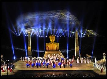Masada, Festival dell'Opera di Israele