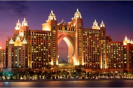 Dubai, l'Atlatis The Palm