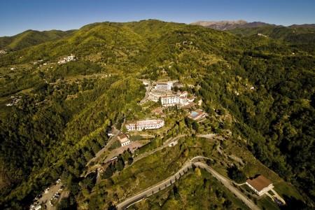 Toscana, valle del Serchio