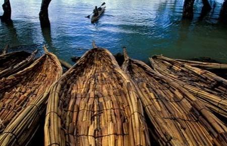 Etiopia, lago Tana