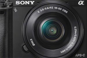 Sony, α6000