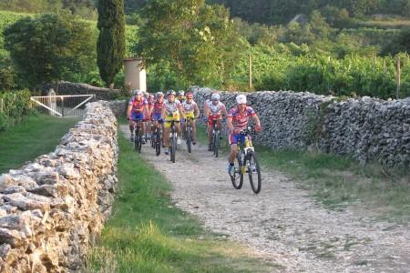 Itinerari bici App Strada vino Soave