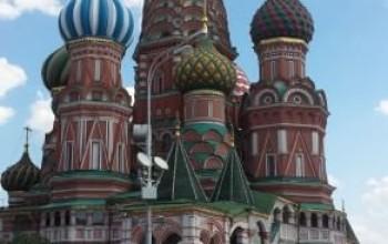 La Russia in crociera fluviale Giver