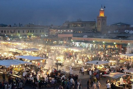 Marrakech (foto Anna Maria De Luca)