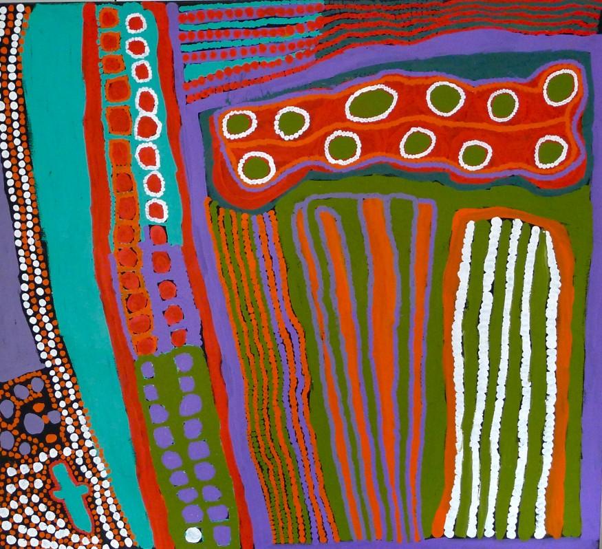 A milano l arte aborigena classtravel for Arte aborigena