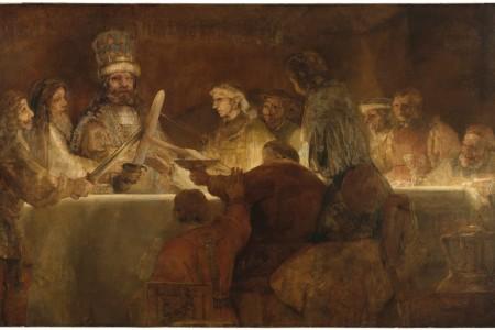 La Cospirazione dei Batavi, Nationalmuseum Stoccolma - Copia