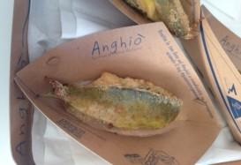 Anghiò, il Festival del pesce azzurro