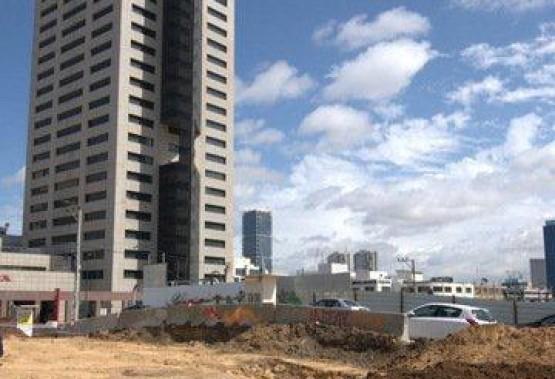 Scoperta nel centro di Tel Aviv