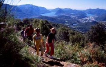 Canton Ticino, 25 nuovi itinerari anche offline