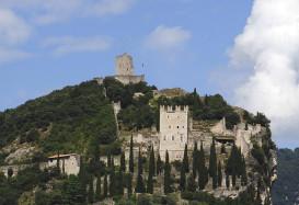 Trentino, aperitivi al castello