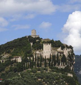 CASTELLO ARCO C.TOMASONI Cultura Trentino