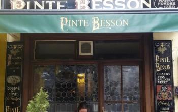 Losanna, la Pinte Besson
