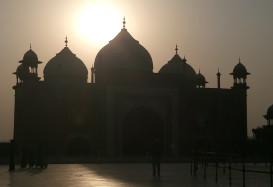 Taj Mahal, l'eterna lacrima di marmo