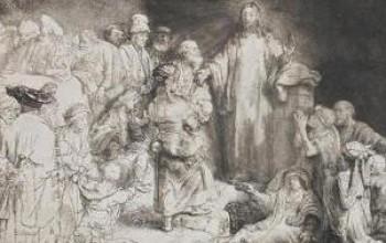 Le incisioni di Rembrandt in Vaticano